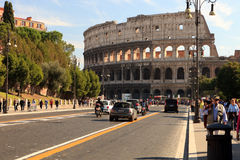 Rome Colosseum Stock Photography