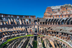 Rome, Colosseum royalty free stock photo