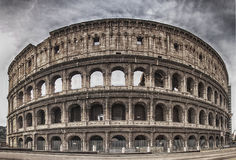 Rome Colosseum 02 Royaltyfri Bild