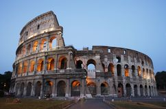 Rome - the Colosseum Stock Photos