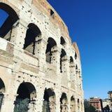 Rome Colosseum Stock Afbeeldingen