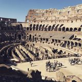 Rome Colosseum Royalty-vrije Stock Foto