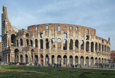 Rome Colosseum 03 Royalty Free Stock Photo