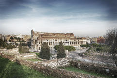 Rome Colosseum 04 Royalty Free Stock Images