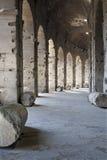 Rome - colosseum archs royalty-vrije stock afbeeldingen