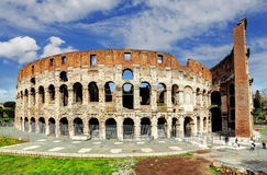 Rome, Colosseum Stock Photo
