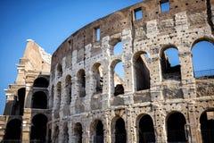 rome Colosseum i Rome, Lazio, Italien arkivbilder