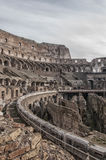 Rome Colosseum Inside Royalty Free Stock Photo