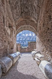 Rome Colosseum Interior 01 Royalty Free Stock Photos