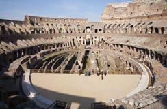 Rome - colosseum interior Stock Photos