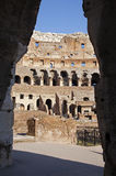 Rome - colosseum interior Royalty Free Stock Photos