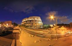 Rome Colosseum - Italië Royalty-vrije Stock Foto's