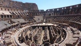 Rome Colosseum Italië Royalty-vrije Stock Afbeeldingen