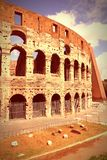 Rome Colosseum Royalty Free Stock Photography