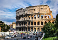 Rome, Colosseum Royalty Free Stock Images
