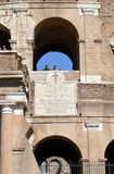 Rome: Colosseum Royalty Free Stock Photography