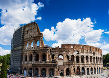 Rome Colosseum Royalty Free Stock Photo