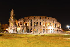 Rome, Colosseum Stock Photo