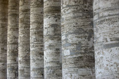 Rome columns Stock Photos