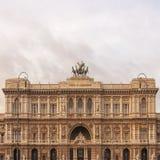 Rome, Corte di Cassazione 01 Stock Photography