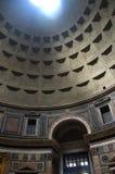 Rome Cupola Roman Pantheon Stock Image