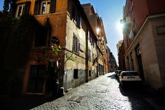 Rome de marche Image stock