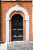 Rome door Royalty Free Stock Photos