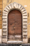 Rome door Stock Photography