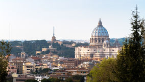 Rome in Early Spring Stock Photography