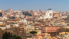 Rome in Early Spring Royalty Free Stock Photos