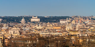 Rome in Early Spring Royalty Free Stock Image