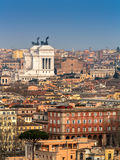 Rome in Early Spring Stock Photo