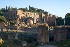 Rome empire ruins Stock Photos