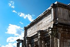 Rome: The Eternal City Royalty Free Stock Photography