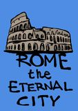 Rome the eternal city Stock Photo