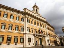 Rome European Parliament Stock Image