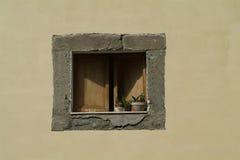 rome fönster Arkivfoton