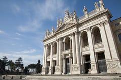 rome för basilicajohn lateran st Arkivbilder
