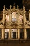 Rome - fasade of Santa Maria Magiore church Stock Image