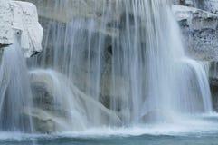 Rome : Fontaine de TREVI Image libre de droits
