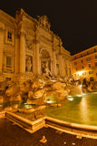 Rome, Fontana di Trevi Royalty Free Stock Photos