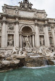 Rome - Fontana di Trevi Royalty Free Stock Photography