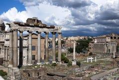 Rome - Fori imperiali - Italy Stock Image