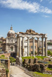 Rome Fori Imperiali Royalty Free Stock Photography