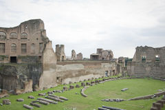 Rome, forum Royalty Free Stock Photography