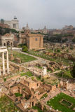 Rome forum Italy Stock Photography