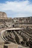 Rome, forumromanum Royalty-vrije Stock Afbeelding