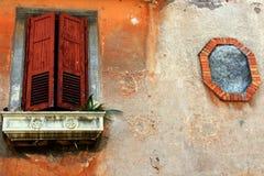 Rome - Garbatella Royalty-vrije Stock Afbeelding