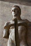 Rome - gate - Santa Maria degli Angeli Royalty Free Stock Images