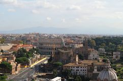 Rome - a general view of the city Stock Images